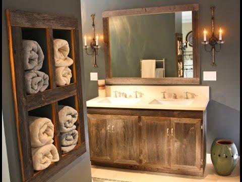 Awesome Bathroom Storage Ideas For Small Bathrooms