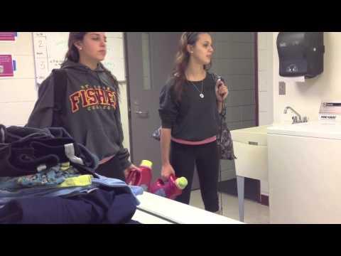 Laundry Life At SJFC