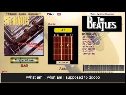 The Beatles - Anna #0374