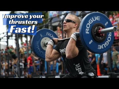 Technique Tips   Greatly improve your Thrusters!
