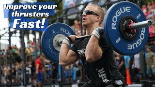 Technique Tips | Greatly improve your Thrusters!
