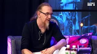 Ethnosfera - Paweł Tomaszewski o zespole Kurna Chata