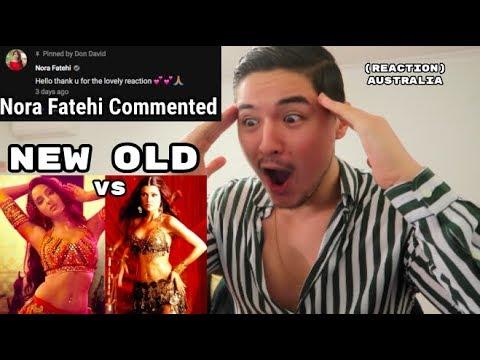 O Saki Saki  Batla House Song Reaction Old Vs New  Nora Fatehi  Don David