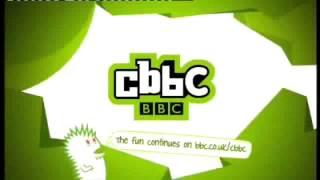 CBBC Channel Shutdown ident (2007 - 2010)