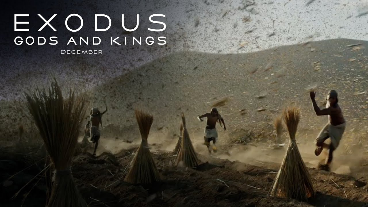 "Exodus Gods and Kings ""Plagues"" Clip [HD]"