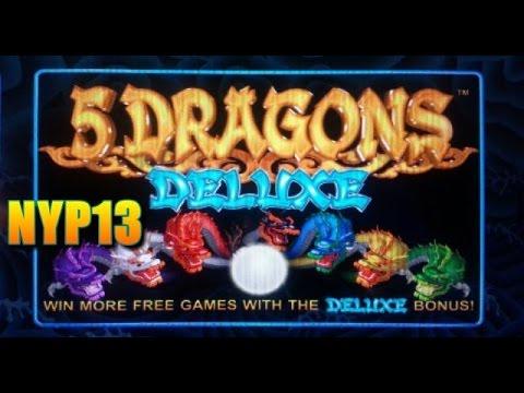 5 dragons deluxe slots