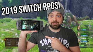 The BEST Nintendo Switch RPGs Coming in 2019! | RGT 85