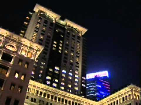 Illumination Physics presents the Canon Building (Hong Kong) #1