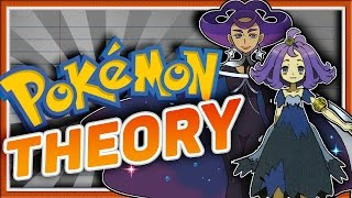 Pokemon Sun And Moon Theory: Acerola/ Olympia/ And The Lake Of The Sunne/ Moone