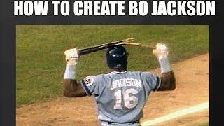 MLB العرض 16 | كيفية إنشاء دقيق بو جاكسون