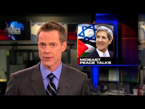 Sec. Kerry Pushing to Extend Mideast Peace Talks