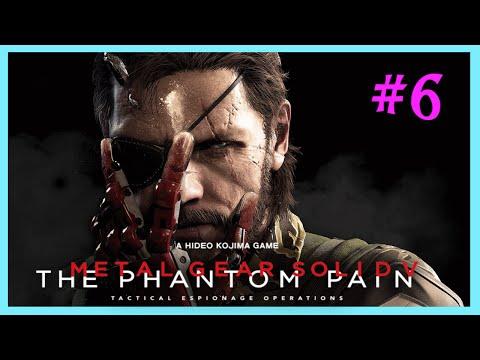 Metal Gear Solid V: The Phantom Pain - Episode 6 - DD
