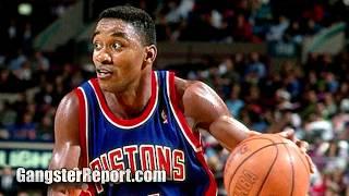 NBA Gambling Scandals   Michael Jordan & Isiah Thomas