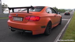 видео Тюнинг BMW M4 GTS от ателье G-Power (фото)