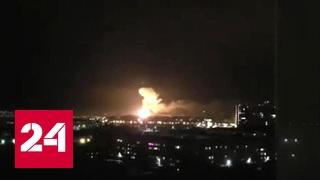 Пожар на пороховом заводе в Казани: есть жертвы