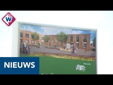 Nieuw gebouw voor drie afgebrande scholen - OMROEP WEST