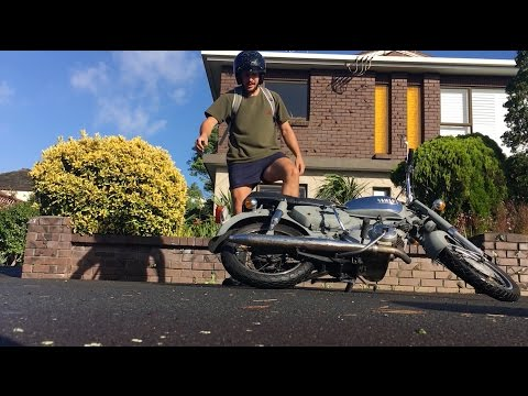 STUNT DAD! Don't try this at home - VLOG 003