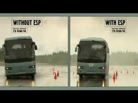 Volvo ESP 1 Bus