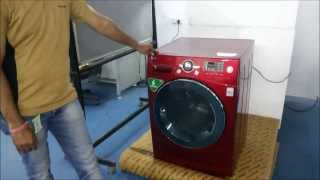 GreenDust Washing Machine (Fully Automatic - Front Loading) - Demo in Hindi