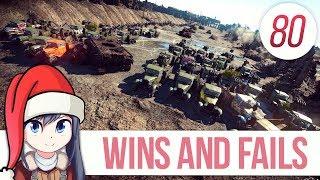 War Thunder: Wins n Fails 80