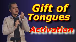 David Hernandez - How to Receive the Holy Spirit + Gift of Tongues Activation