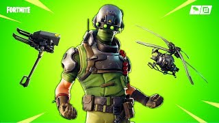 NOUVEAU SKIN TECHNOSOLDAT (NOUVELLE BOUTIQUE) ! FORTNITE BATTLE ROYALE