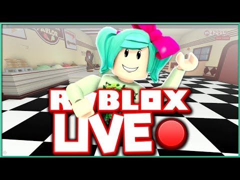 🔴Roblox Livestream🔴MEEPCITY RACING Bakers Valley, Shark Bite SallyGreenGamer Geegee92
