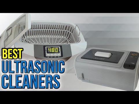10 Best Ultrasonic Cleaners 2017