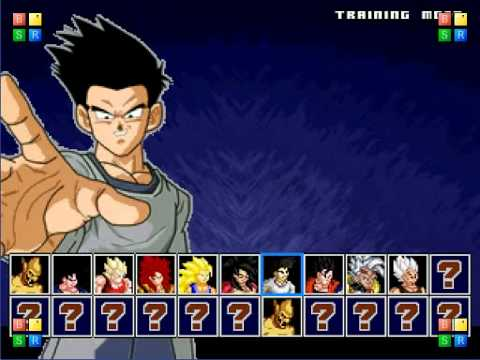 Dragon Ball GT mugen
