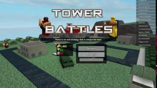 ROBLOX l NTC Game(Water) l Play homemade combo in 1 vs 1 l (Tower Battel)(Patrol)(#2)(Fan made)