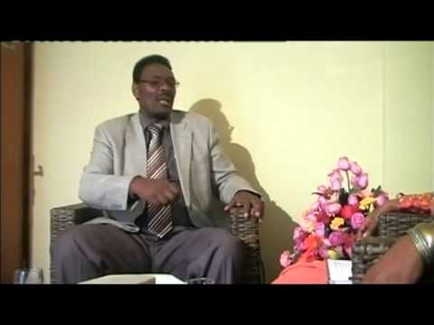 Amazing Miracle Day In Ethiopia Session II Ep. 03: Interview With Apostle  Negusse Roba Part 1