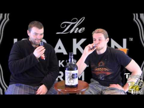 The Kraken Black Spiced Rum Liquor Review