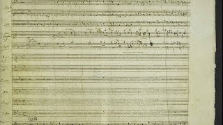 Mozart Requiem KV 626 Karajan Wiener Philarmoniker with Manuscript Autograph [HD]