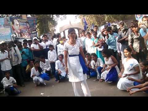 Amhi Jay Bhim wale - street play