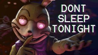 "FNAF SONG: ""Don't Sleep Tonight"" (by Rockit Gaming) Video"