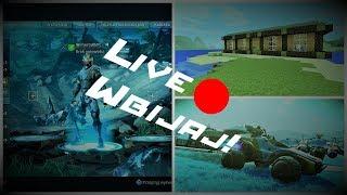 [LIVE] Stream w końcu działa!   Minecraft, The Crew 2 /w VeDzed   Road to 450!