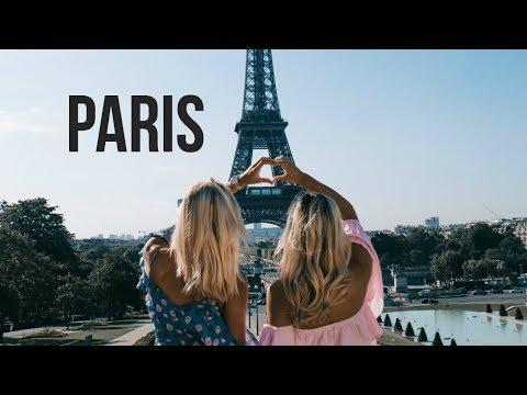 PARIS WITH MY BEST FRIEND   Jolie Janine & Jules Cecilia