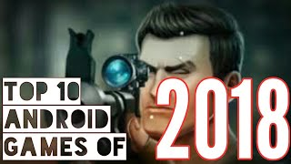 Top 10 Android Games of 2018 | Best Android Games