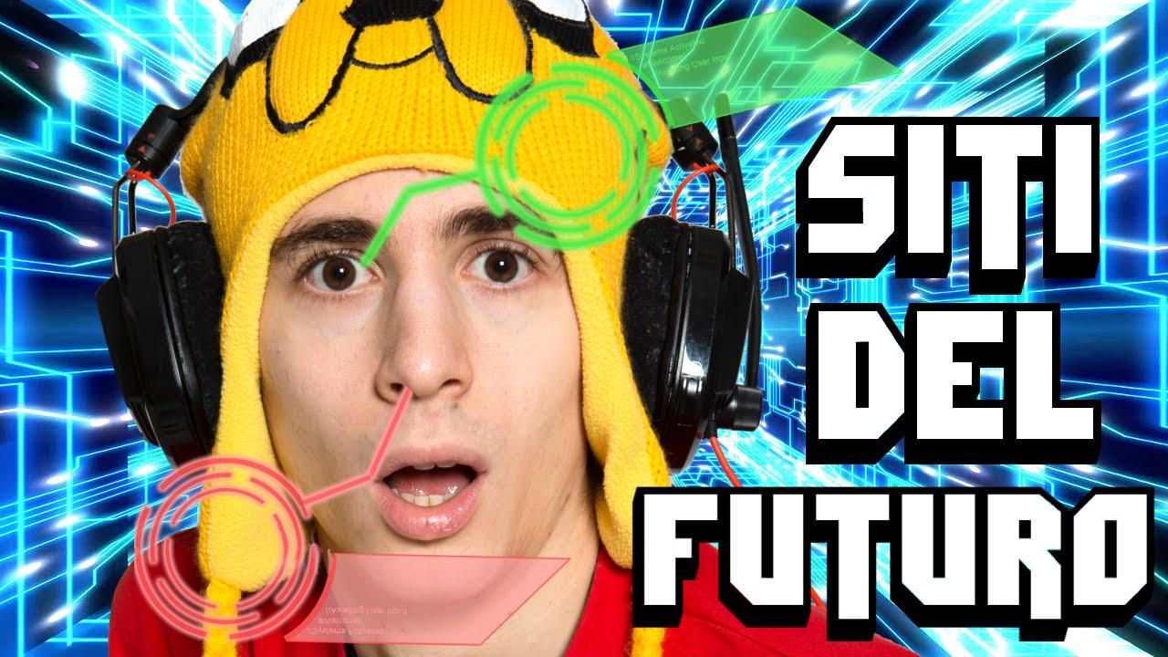 Siti del futuro youtube for Siti di collezionismo