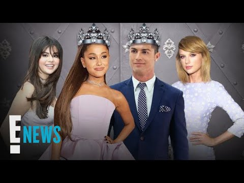Ariana Grande Becomes The Most Followed Woman On Instagram | E! News