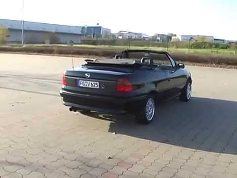 opel astra f cabrio 1 8 16v bj 1997 youtube. Black Bedroom Furniture Sets. Home Design Ideas