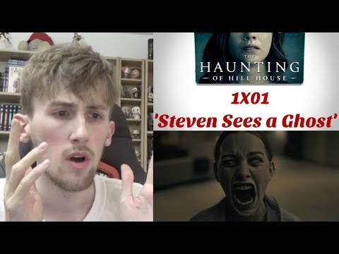 the-haunting-of-hill-house-season-1-episode-1---steven-sees-a-ghost'-reaction