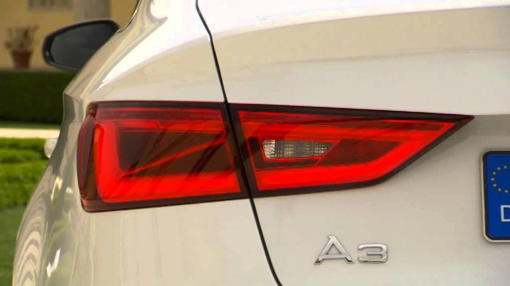 Audi a3 8v limousine exterieur und interieur youtube for Interieur und exterieur