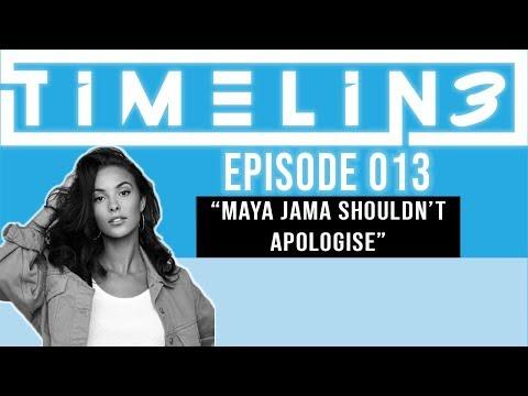 """Maya Jama Shouldn't Apologise!""   #TimeLin3 Ep 013  "