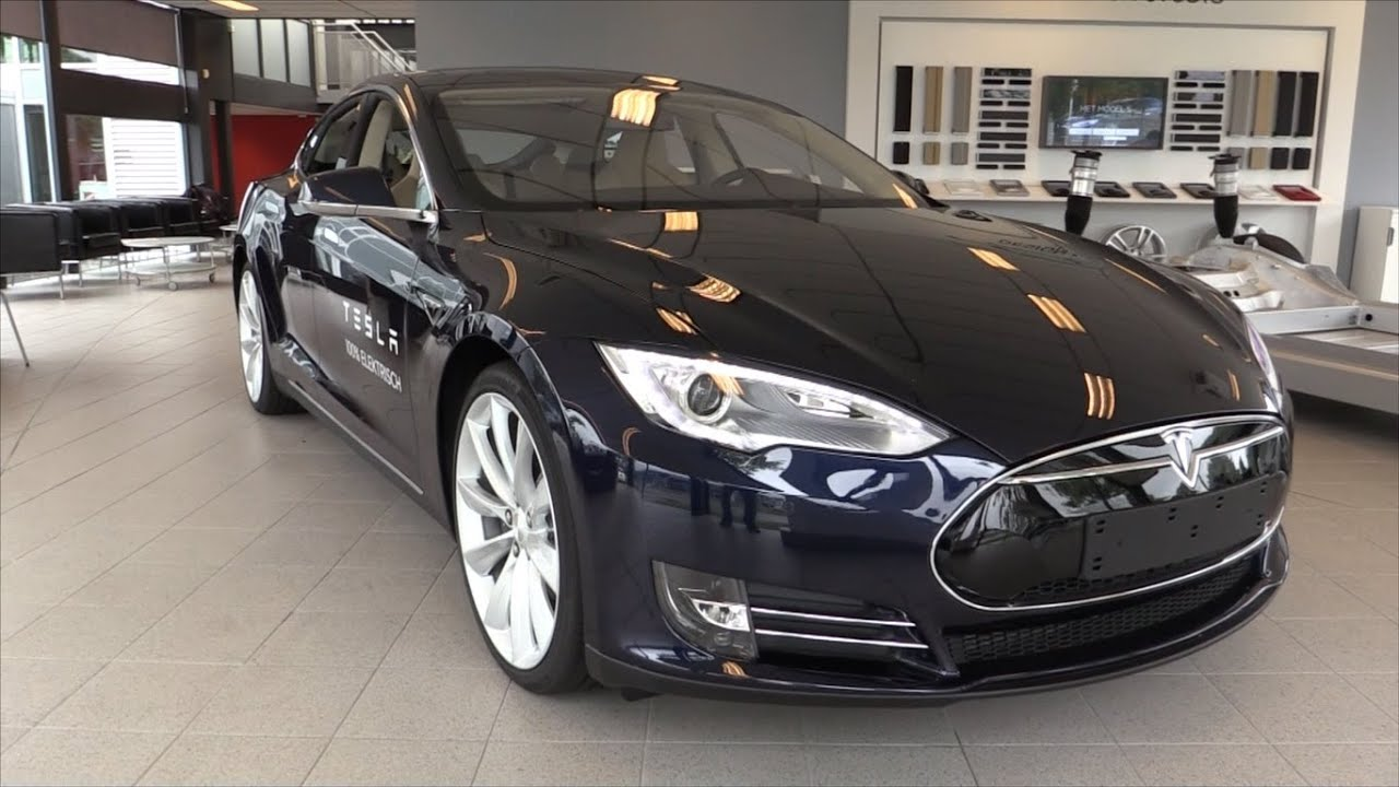 tesla model s 2015 in depth review interior exterior youtube. Black Bedroom Furniture Sets. Home Design Ideas