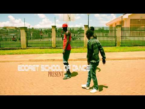 Wine To The Top - Vybz Kartel ft Wizkid / Dancehall Choreography / Eldoret School of dance