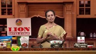 Solam Tomato Uttapam & Kovakkai Chutney – Aarokiya Unavu – Jaya TV cookery Show Arokiya Unavu