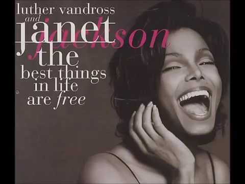 Luther Vandross & Janet Jackson/ The Best Things In Life Are Free