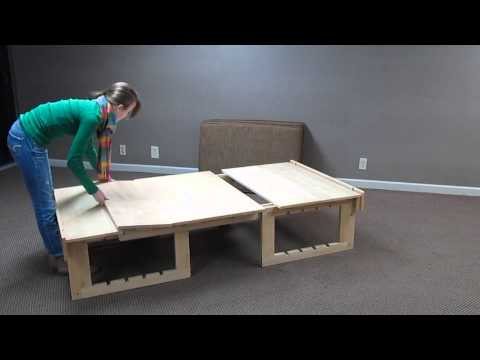 Convertible Furniture Frame YouTube