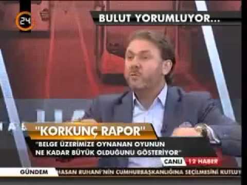 Taksim Gezi Parkı Olay Yiğit Bulut'un Açıkladığı şok Belge
